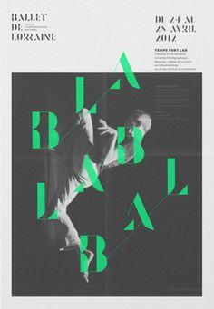 CCN Ballet de Lorraine - Identity - Les Graphiquants