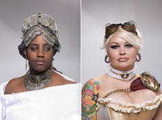 Faces of DragonCon Series 1 on Behance #pictures #nerds #photographs #super #fun #photography #portraits #love