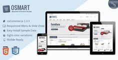 Osmart - Responsive Oscommerce Template #oscommerce #site #responsive #theme #mobile #template #ready