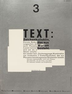 Cover from 1973 issue 3 #weingart