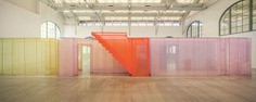 Do Ho Suh, Apartment A, Unit 2, Corridor and Staircase, 348 West, 22nd Street, New York, NY 10011, USA, 2011–14