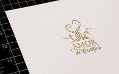 Imaginista Branding Inc. #mark #branding #wine #gold #logo