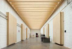 Studio Koen van den Broek / Tijl Vanmeirhaeghe + Carl Bourgeois #belgium #architecture