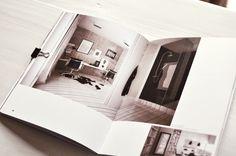 ARCHITECT'S PORTFOLIO on Behance #layout #portfolio #brochure
