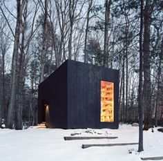 sustainable design for guest house in Upstate, Studio Padron, SMITH Design