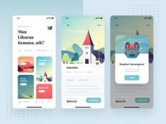 Traveling App by Cal Esatama for Paperpillar