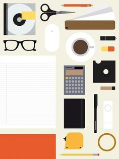 graphic design / Wallpapers #stationery