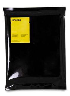 Kinetica9 #packaging #bag #design #identity