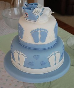 - baby shower cakes