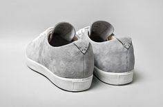 Convoy #shoes #details #grey