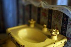 6faucet #miniature #diorama #dollhouse