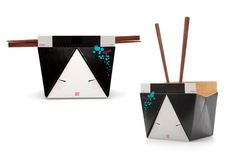 Japanese geisha packaging1 #packaging #geisha