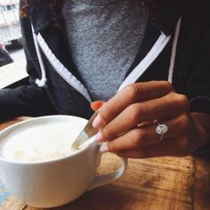 Can't get over this oval solitaire engagement ring