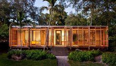 Brillhart Architecture Tropical House #architecture #interior #design