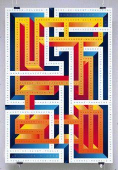 Random Posters « FEIXEN: Design by Felix Pfäffli