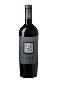 Titus Andronicus ~ Wine Label Design ~ Auston Design Group