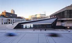 Menkès Shooner Dagenais Letourneux, Georges Émile Lapalme, LTVs, Lancia TrendVisions #architecture