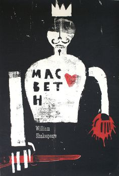All sizes | Macbeth | Flickr Photo Sharing! #cover #book #poster