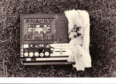 Mobile Entertainment 1980's Style #objects #anarchy
