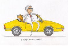 Desenhos : Gustavo Gialuca #illustration