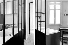 Lotta Agaton: Paris apt. #interior #design #decor #deco #decoration