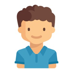 See more icon inspiration related to child, boy, young, user, avatar, kid, people and profile on Flaticon.