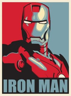 Iron Man #hope #iron #poster #man #ironman