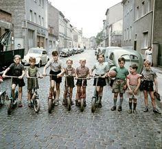 kids #kids #boy #street #scooter