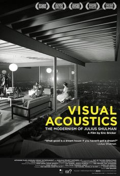 Visual Accoustics, The Modernism of Julius Shulman | Swiss Legacy #design #graphic