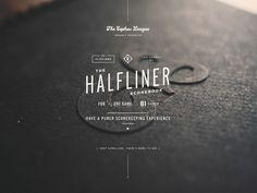 halfliner #print