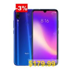 XIAOMI #Redmi #Note #7 #Pro #128GB #6GB #RAM #Smartphone #675 #Octa #6.3inch #Display #4000mAh #CN #Version