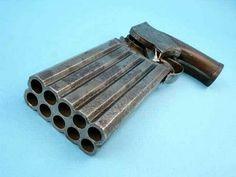 CNTWLL ETC #gun #tenshooter #shooter #pistol