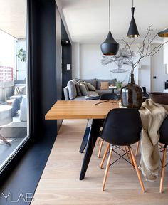 Diagonal Mar Apartment by YLAB Architects - #decor, #interior, #homedecor