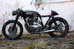 Honda CB550 #motorcycle
