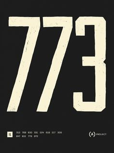 area_code_project_4.jpg 590×791 pixels #numbers #type #print #poster