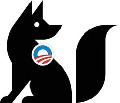The Fox Is Black: Home #logo #obama