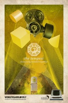 All sizes | The Tempest | Flickr - Photo Sharing! #lost #poster