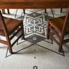 these tiles though #tiles #pattern #floor