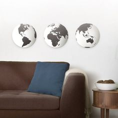 Globo Mirrored Wall Tiles #tech #flow #gadget #gift #ideas #cool