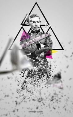 Omega Code by =Hajdarevic on deviantART #design #graphic