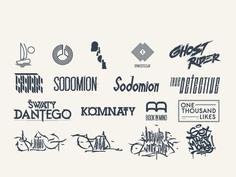 LOGOS II on Behance