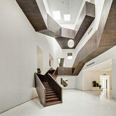 Design Republic Qingpu by Design Collective Neri & Hu #architecture #china #interiors