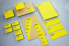 Toormix. Branding, Art direction, Editorial Design & Communication since 2000 #type #print #stationary #typography