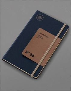 Royal Store Notebook by Jarek Kowalczyk #notebook #print #cardboard #royal
