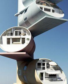 cylinder homes