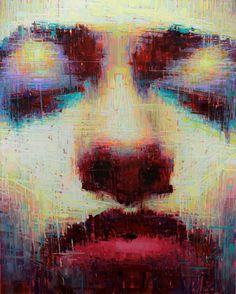 Eric Pedersen | PICDIT #painting #design #art #portrait