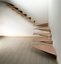 ORIGAMI COR-TEN – Marretti #stairs