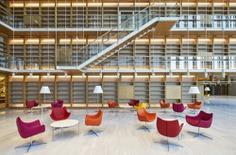 Renzo Piano Athens Library