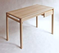 Desk by Sebastian Erazo Fischer #minimalist #design #desk #workstation
