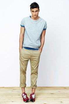 Pinterest #boy #blue #tshirt